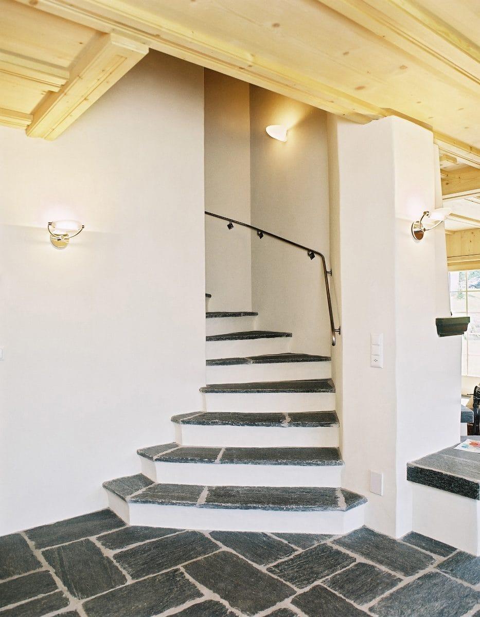 Le Treppenaufgang interior finishing tarcisi maissen sa
